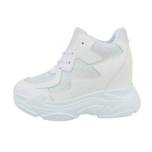 Neckermann baskets femmes salut blanc BL1528