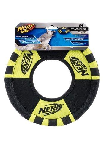 Nerf Dog Trackshot Flyer - Frisbee - schwimmt auf dem Wasser