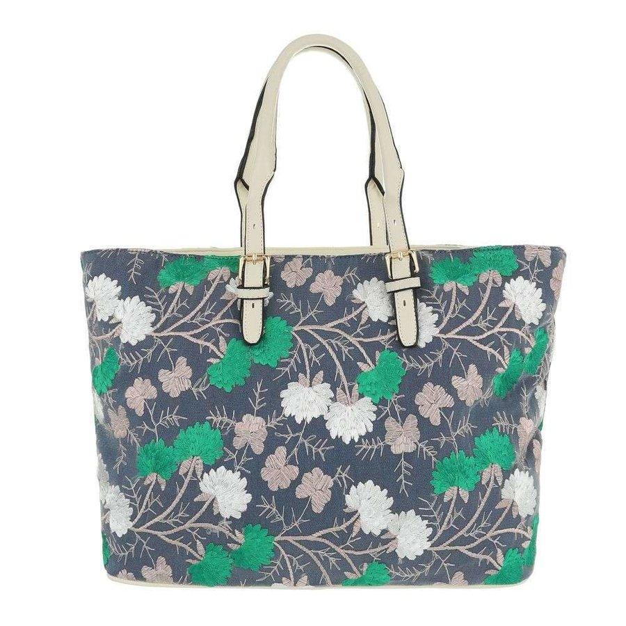 Dames shopper wit TA-1135-56