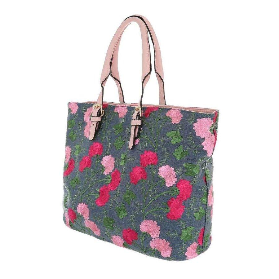 Dames shopper roze TA-1135-56