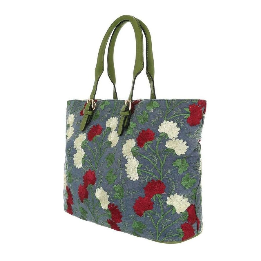 Dames shopper groen TA-1135-56