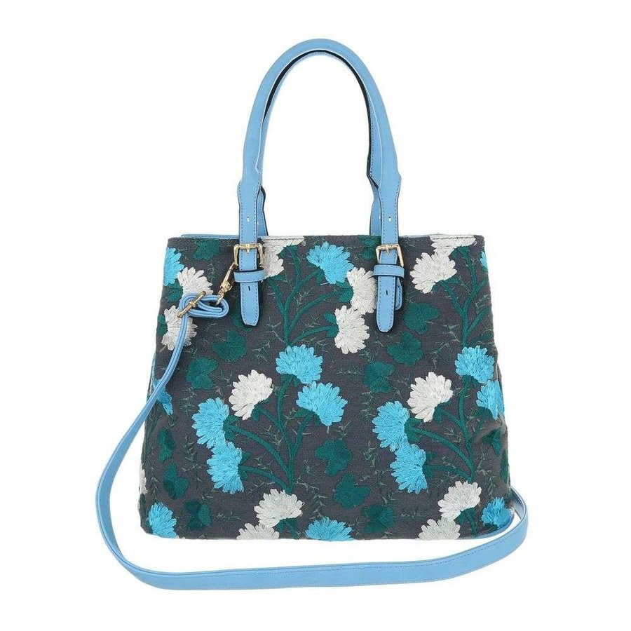 Damen Shopper blau TA-1135-56