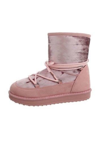 Neckermann Kinder Laarzen roze P-10-1