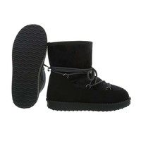 Kinder Laarzen zwart  P-10-1