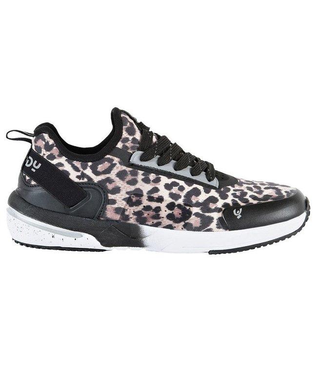 Feline Feline Fitness Shoe - Leopard/Black