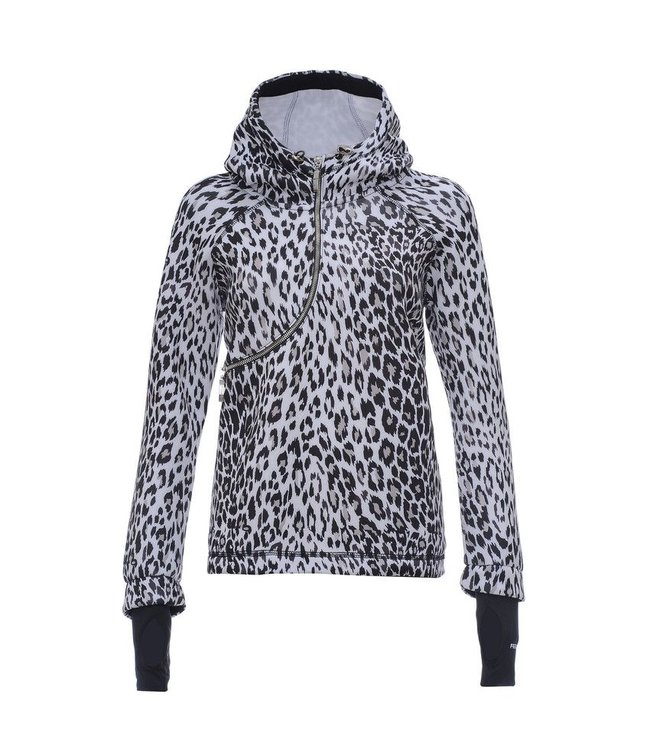 D.I.W.O. Curve ProCurve Jacket -Leopard Print