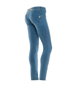 WR.UP® WR.UP® Blue Denim Pantalone Lungo
