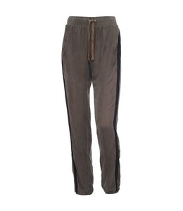 Sweatpants Pantalone Lungo - Olive Green
