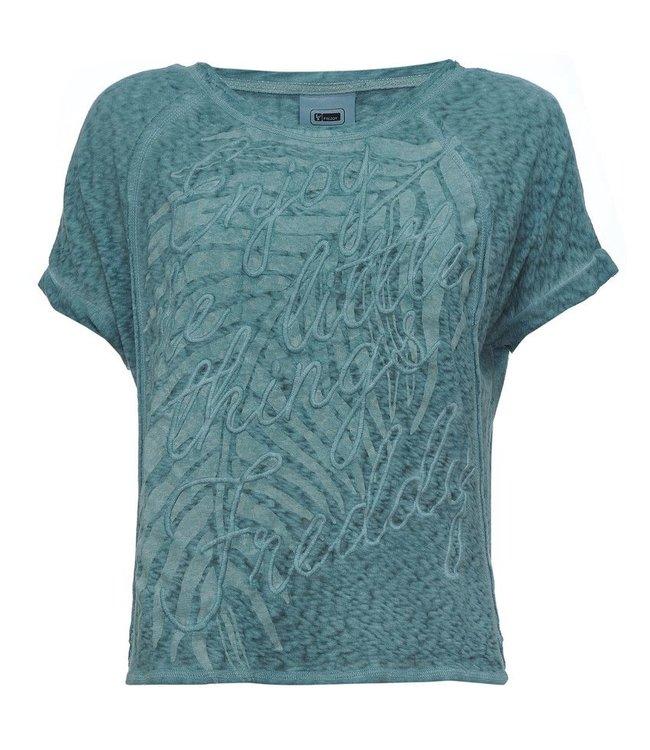 T-Shirt T-Shirt M/C - Green