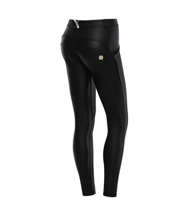 WR.UP® WR.UP® SKINNY LOW RISE IN FAUX LEATHER