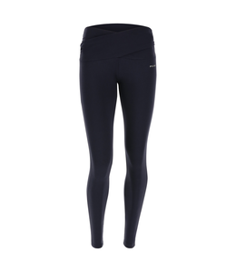 Super Fit ANKLE-LENGTH LEGGINGS WITH A CRISS-CROSS WAISTBAND