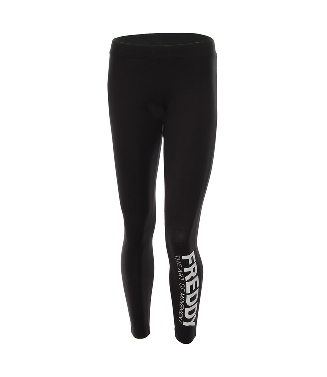 Fitness ANKLE-LENGTH LEGGINGS IN VISCOSE WITH PRINT