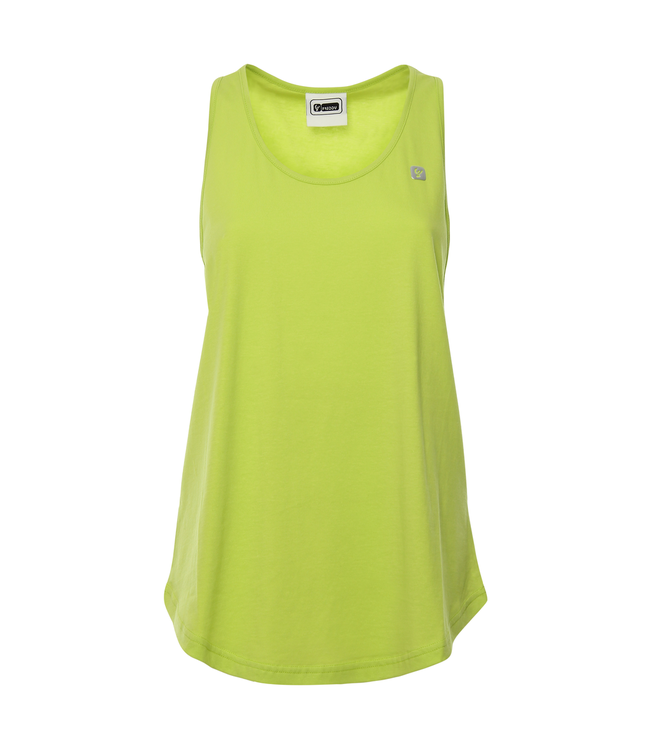 Color Graphiccs COMFORT FIT COTTON TANK TOP WITH A PRINT ON THE BACK