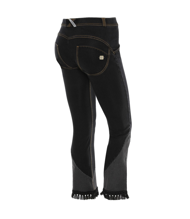 WR.UP® LOW WAIST BOTTON WRUP WITH LACE AT THE BOTTOM