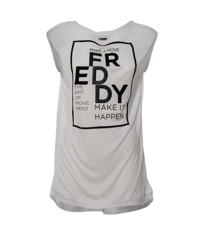 T-Shirt SHORT SLEEVES T.SHIRT WITH FREDDY WRITING ON FRONT