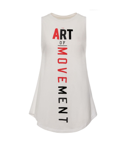 TOP SHIRT ROUND NECK WITH WRITING ON THE FRONT