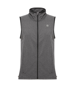 TOP NO SELEEVES VEST WITH A ZIPPER