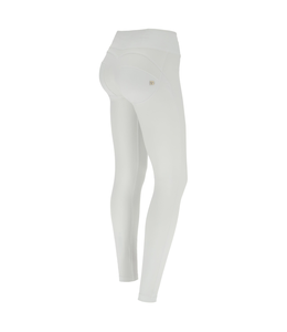 WR.UP® WR.UP® high-rise skinny-fit trousers.