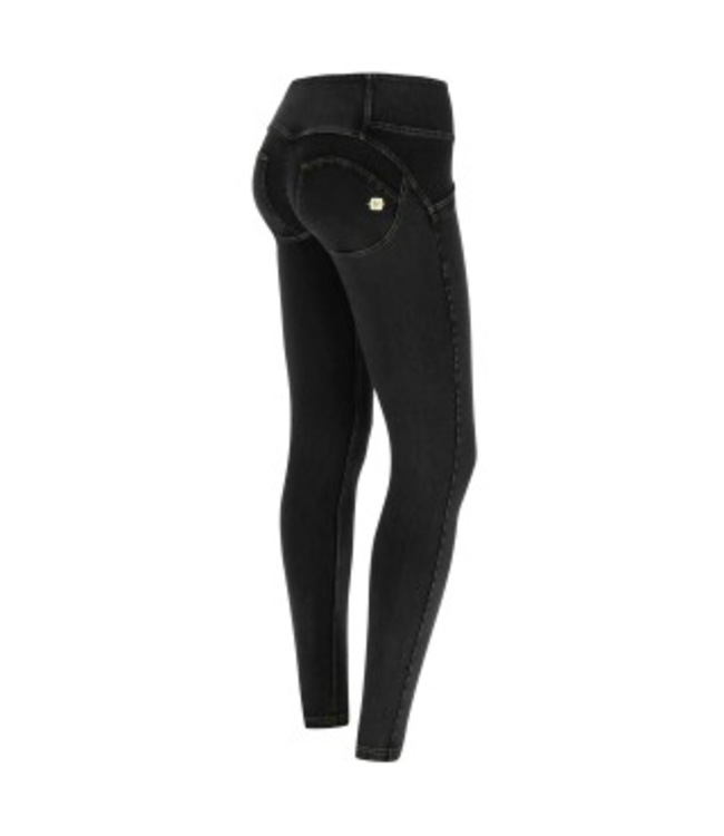 WR.UP® WR.UP® MID-RISE SKINNY-FIT TROUSERS IN STRETCH DENIM