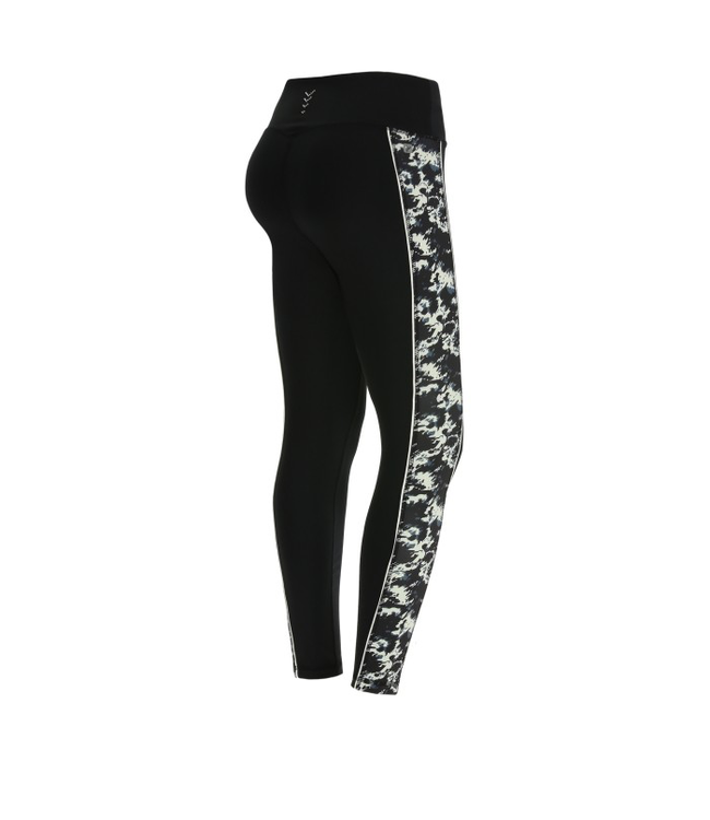Super Fit SUPERFIT LEGGINGS IN D.I.W.O.® FABRIC WITH PRINTED INSERTS