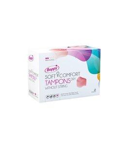 Asha International Beppy Soft+Comfort Tampons