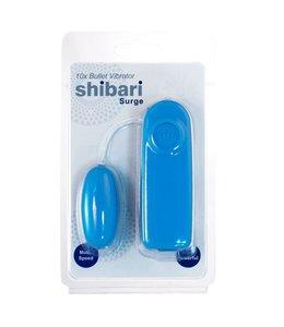 Shibari Shibari Surge Vibratie-Ei - Blauw
