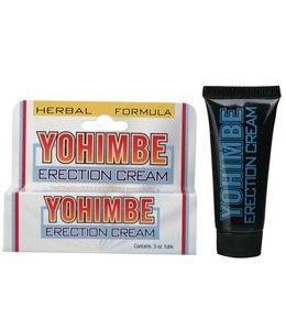 Pipedream Yohimbe Erection Crème