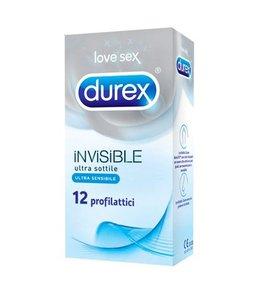 Durex Durex Invisible Extra Sensitive - 12 stuks