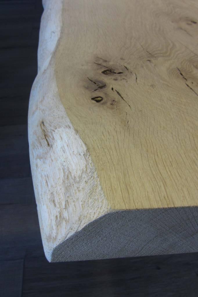 Boomstam plank 140cm