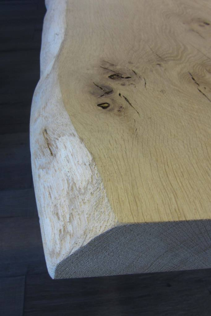 Boomstam plank 160cm