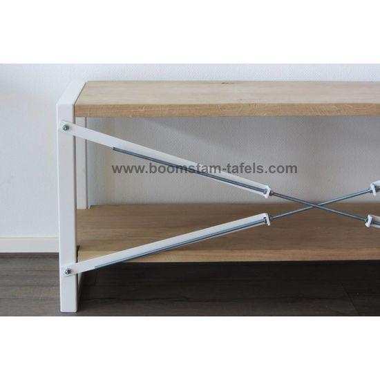 TV-meubel Zilvermeeuw