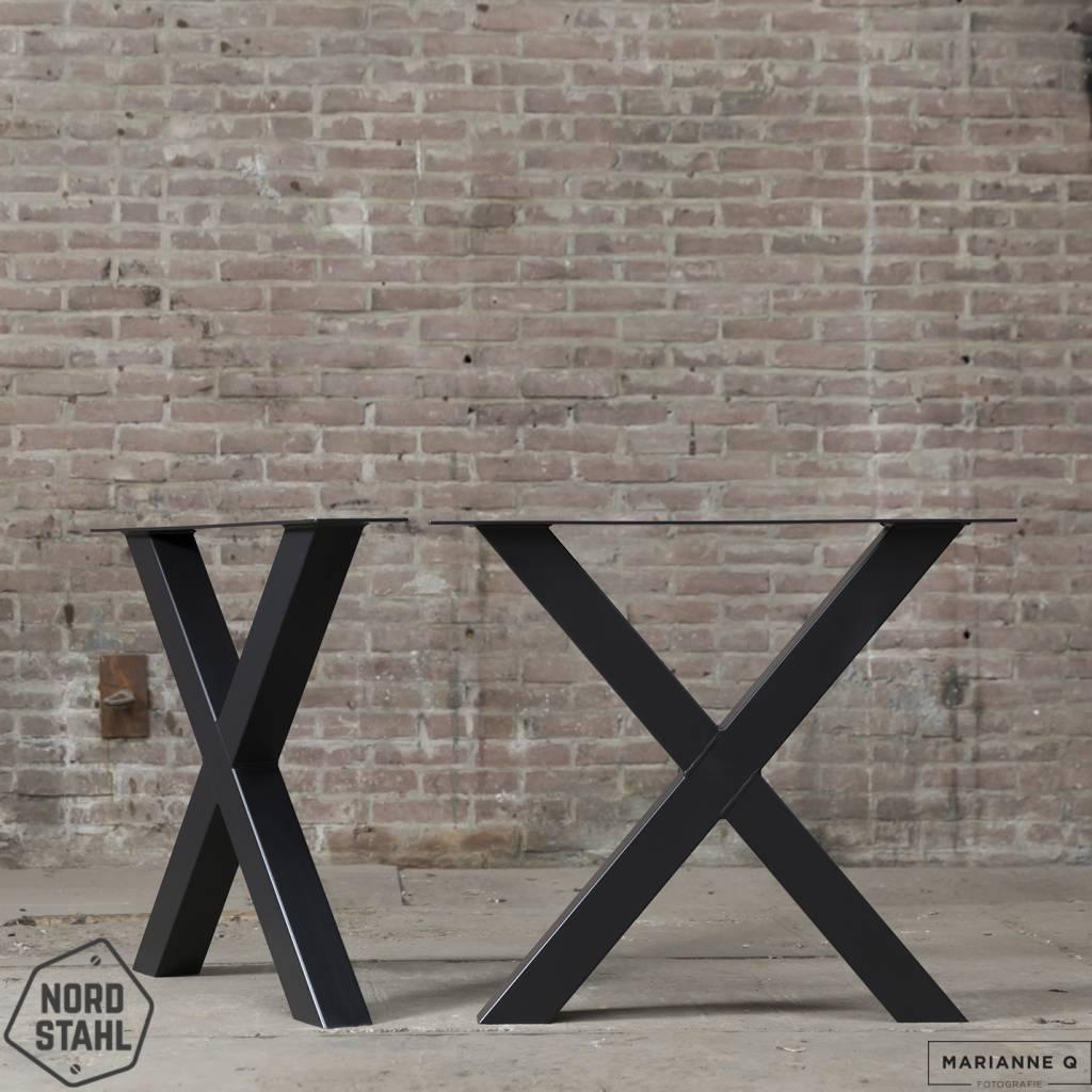 X tafelpoot standaard