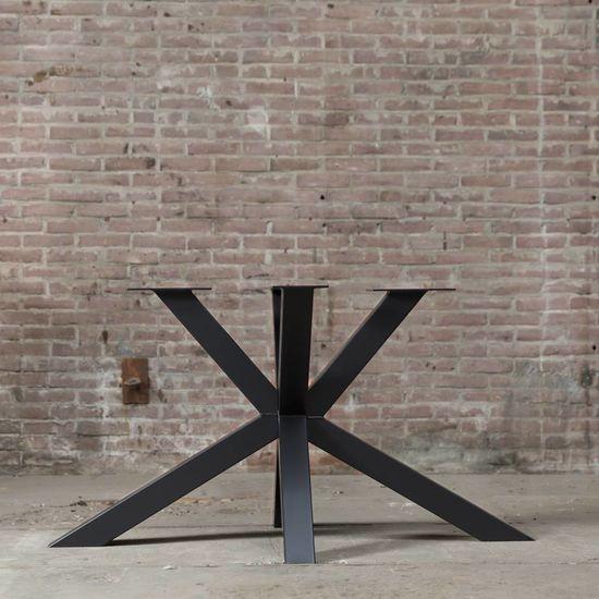 Nordstahl Matrix 8x8 cm staalkleur