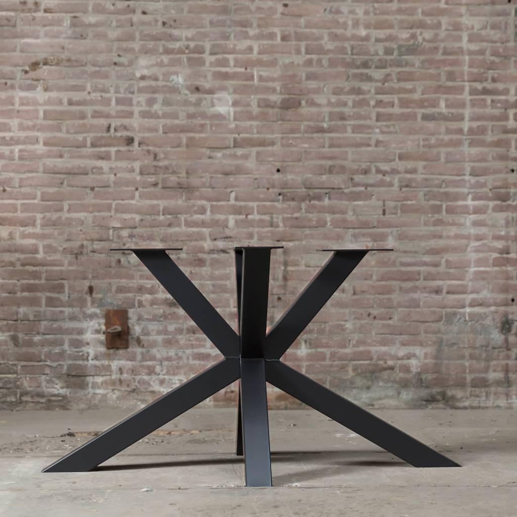 Matrix 8x8 cm staalkleur