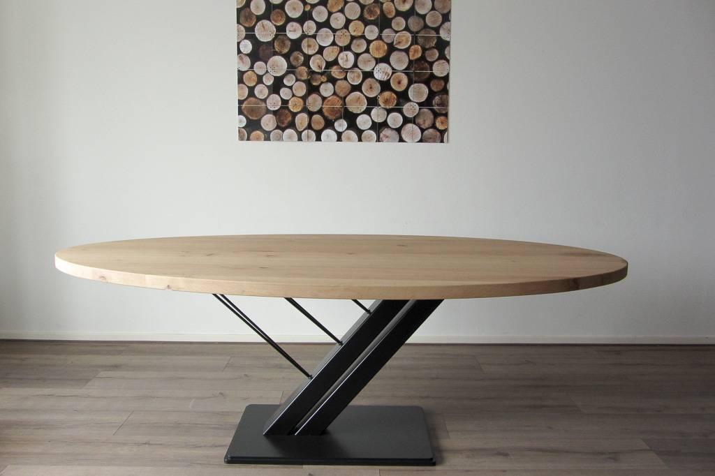 Ovale tafel 'Harpij'