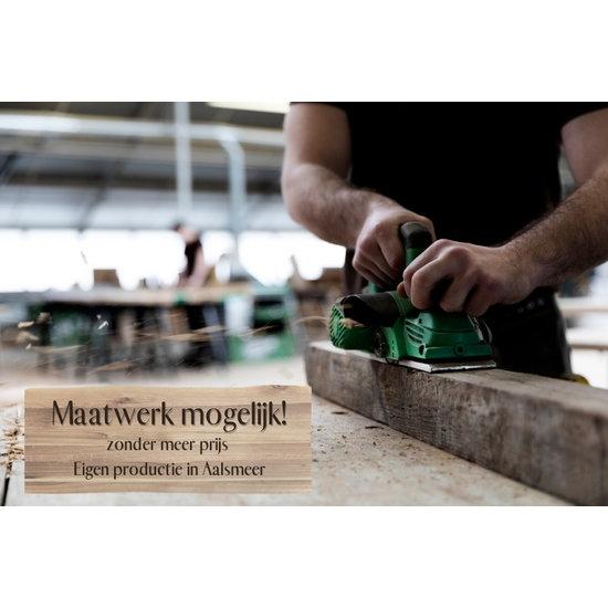 Wandplank Toekan cognac