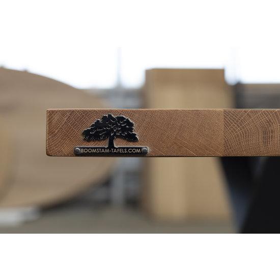 Wandplank Toekan black