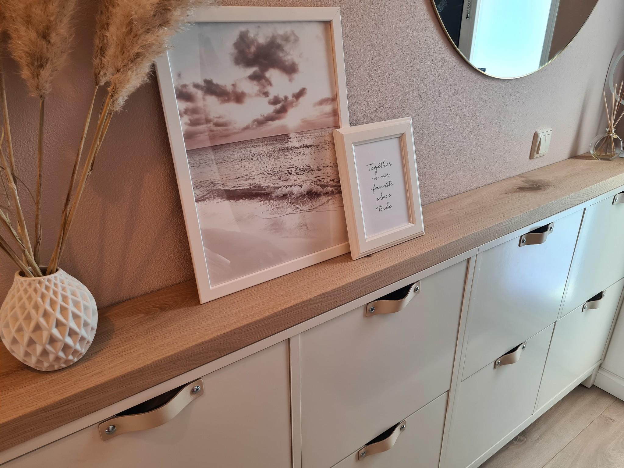 Stall plank IKEA hack