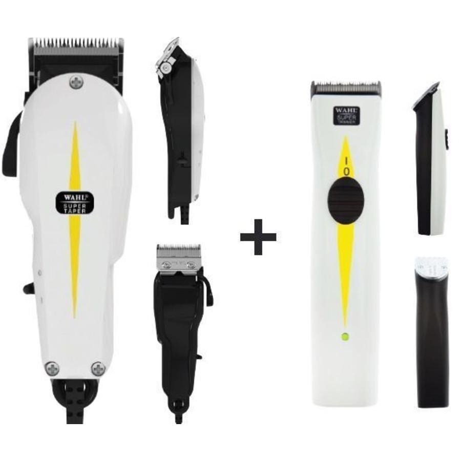 Wahl Combipack Super Taper + Super Trimmer