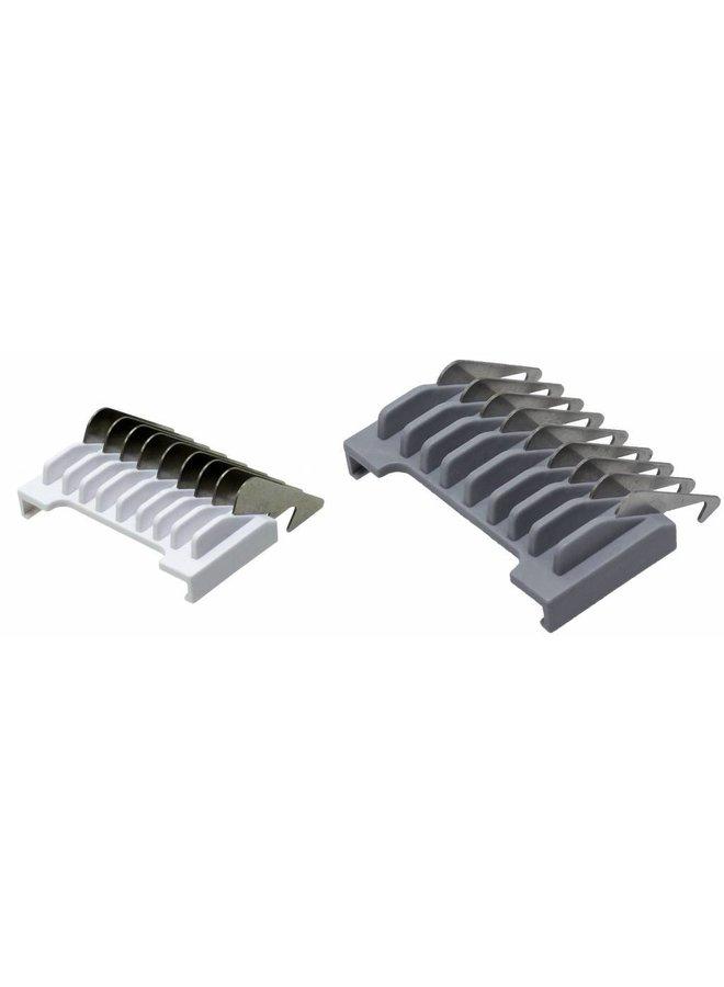 Wahl Aufsteckkamm Typ 19 - Metall Lamel mit Farbcode