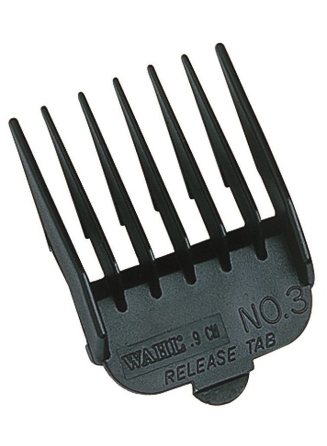 Wahl Attchment Comb Type 1- Plastic Black