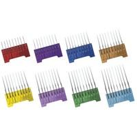 Wahl Attachement Comb Set Type 19 - Metal Slat #1-8