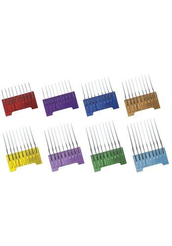 Wahl Opzetkamset Type 19 - Metalen Lamel #1-8