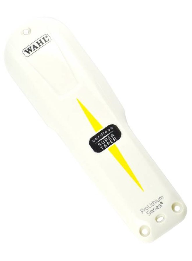 Wahl Super Taper Cordless Case Top Lid White