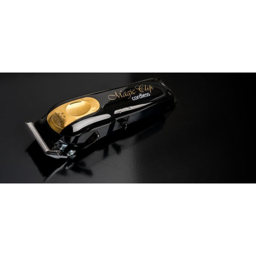Wahl Magic Clip Cordless Clipper Black&Gold (Limited Edition)