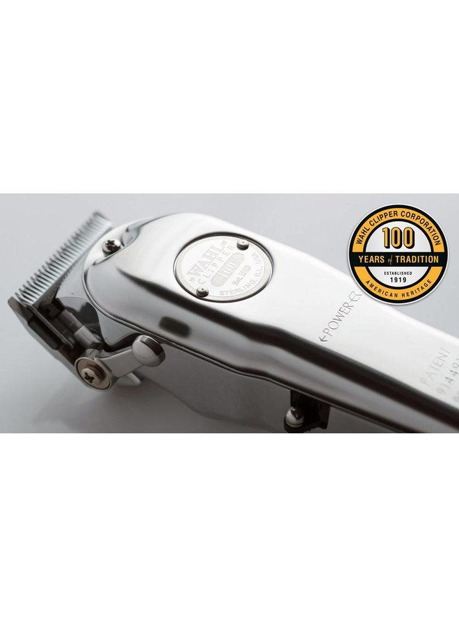 Wahl Cordless Clipper 100 Year Anniversary Limited Edition