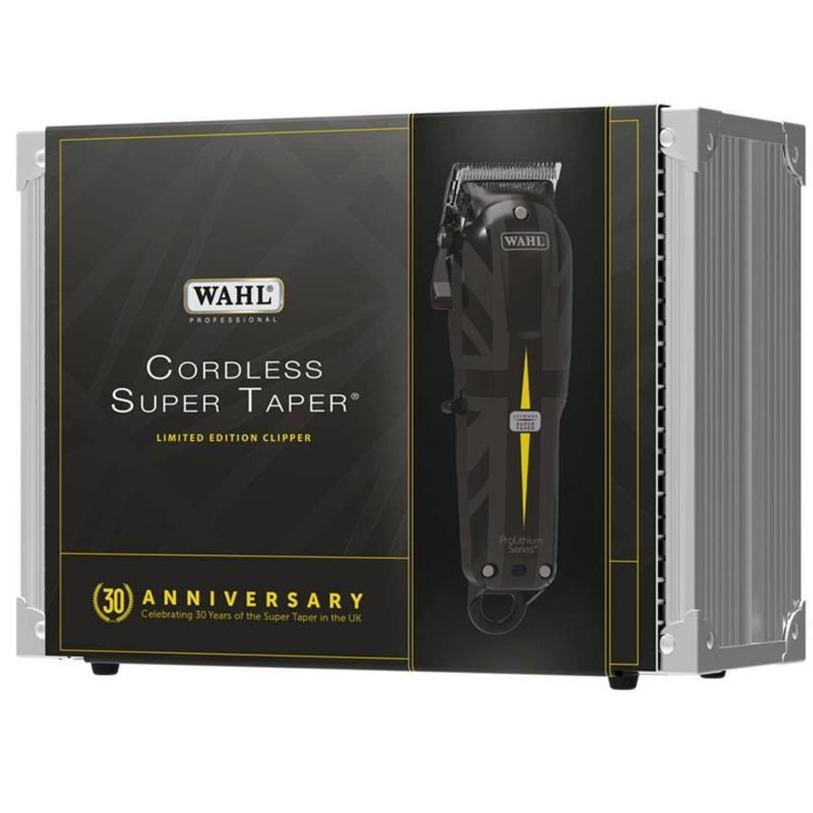 Wahl Super Taper Cordless Tondeuse -Limited Edition  Union Jack  Editie