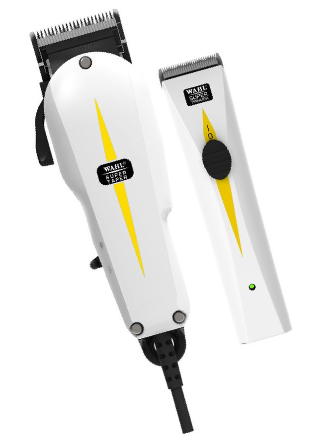 Wahl Classic Series Super Taper + Super Trimmer Combipack