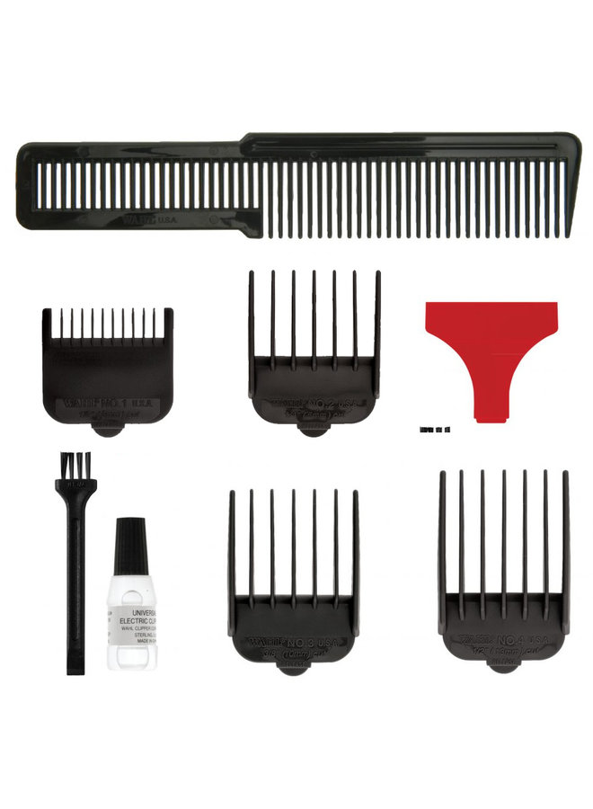 Wahl Super Taper Chrome Clipper