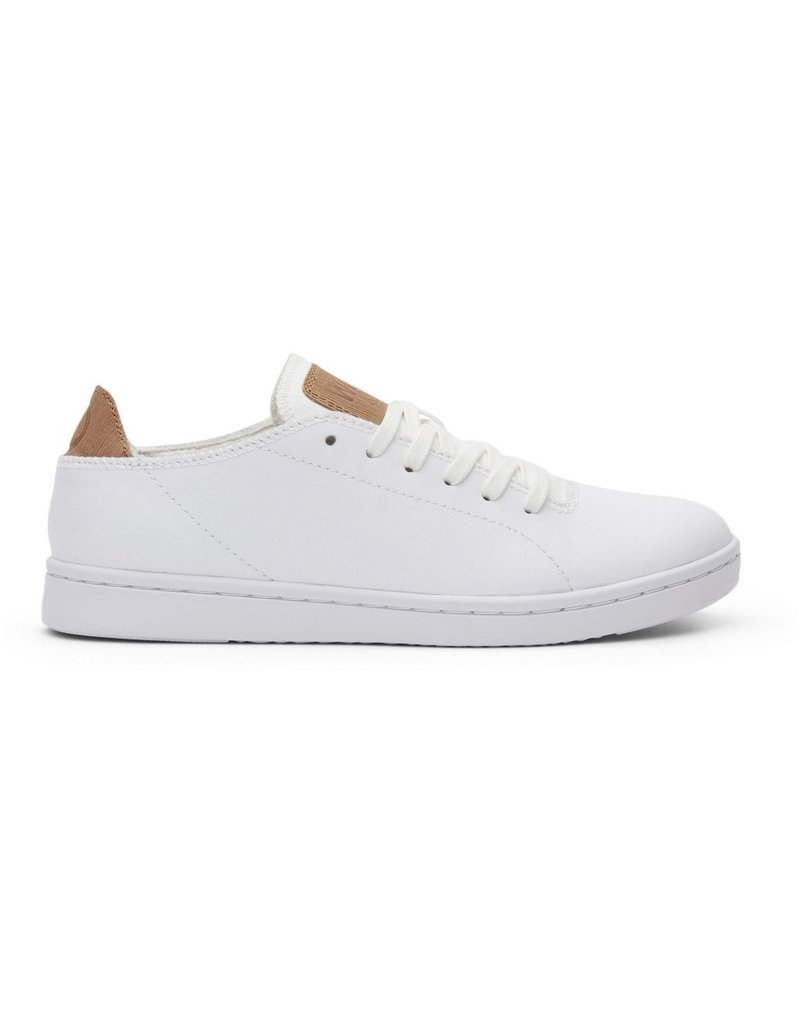 Woden Jane Leather Trainers